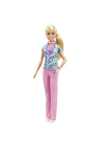 Barbie ZZ Kariyer Bebekleri  Oyuncak Bebek U332785 Renkli